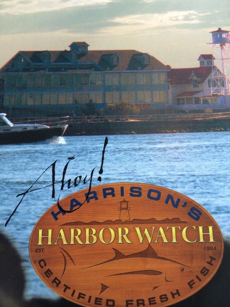 Harrison's Harbor Watch - 3