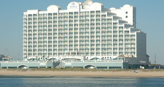 Hilton Ocean City Oceanfront Suites - 1