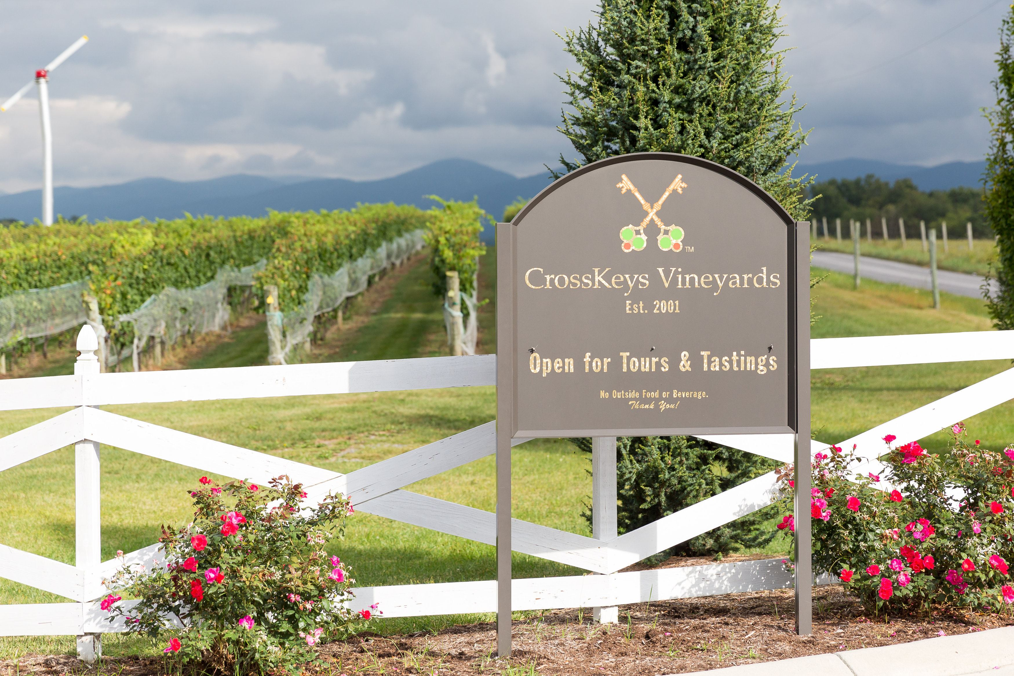 CrossKeys Vineyards - 1