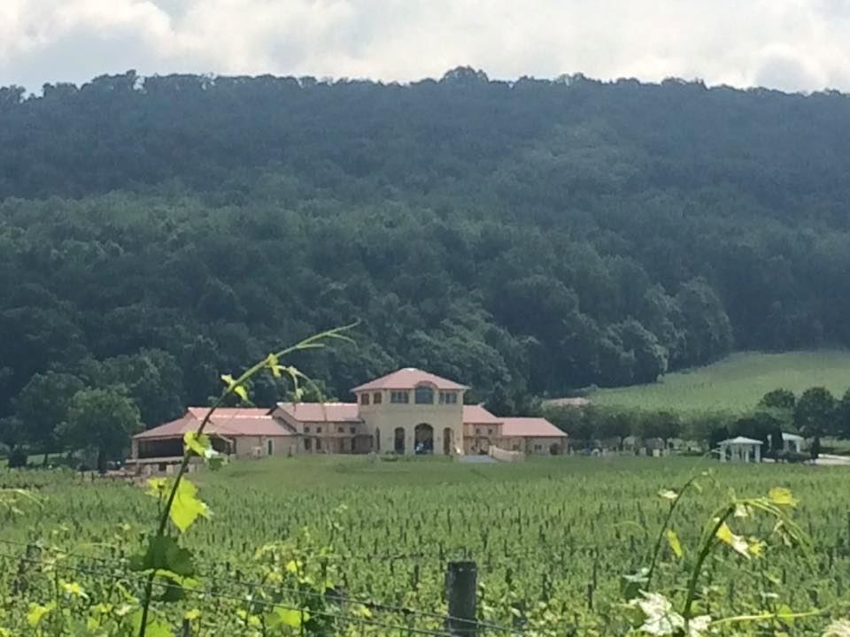 Breaux Vineyards - 1