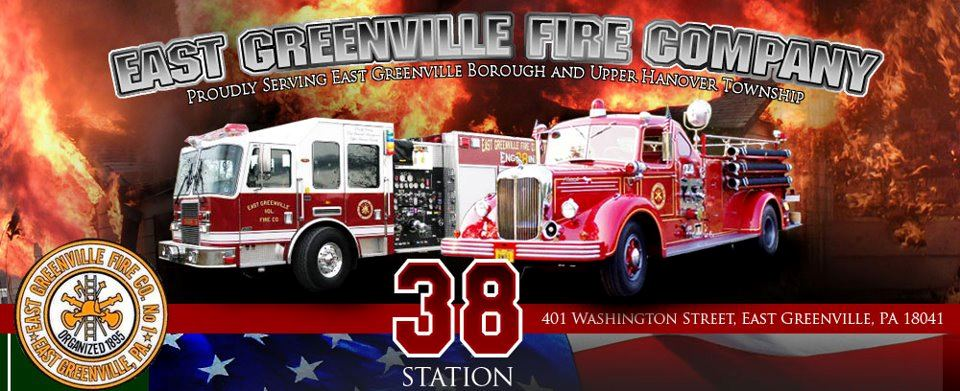 East Greenville Fire Hall Banquet Hall - 1