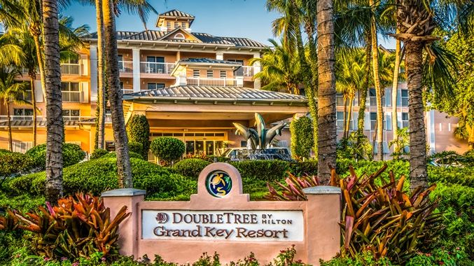 Double Tree by Hilton Grand Key Resort - 1