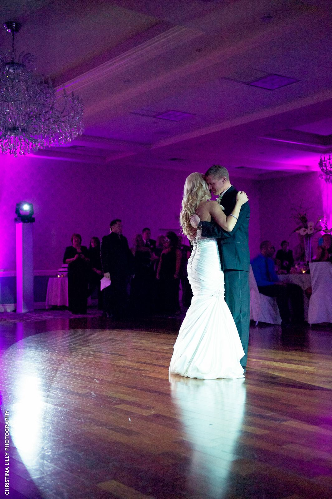 Crystal Ballroom at the Radisson Freehold - 3