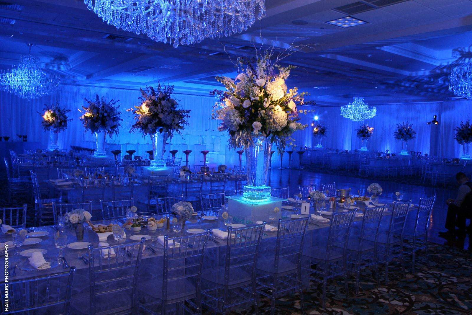 Crystal Ballroom at the Radisson Freehold - 2