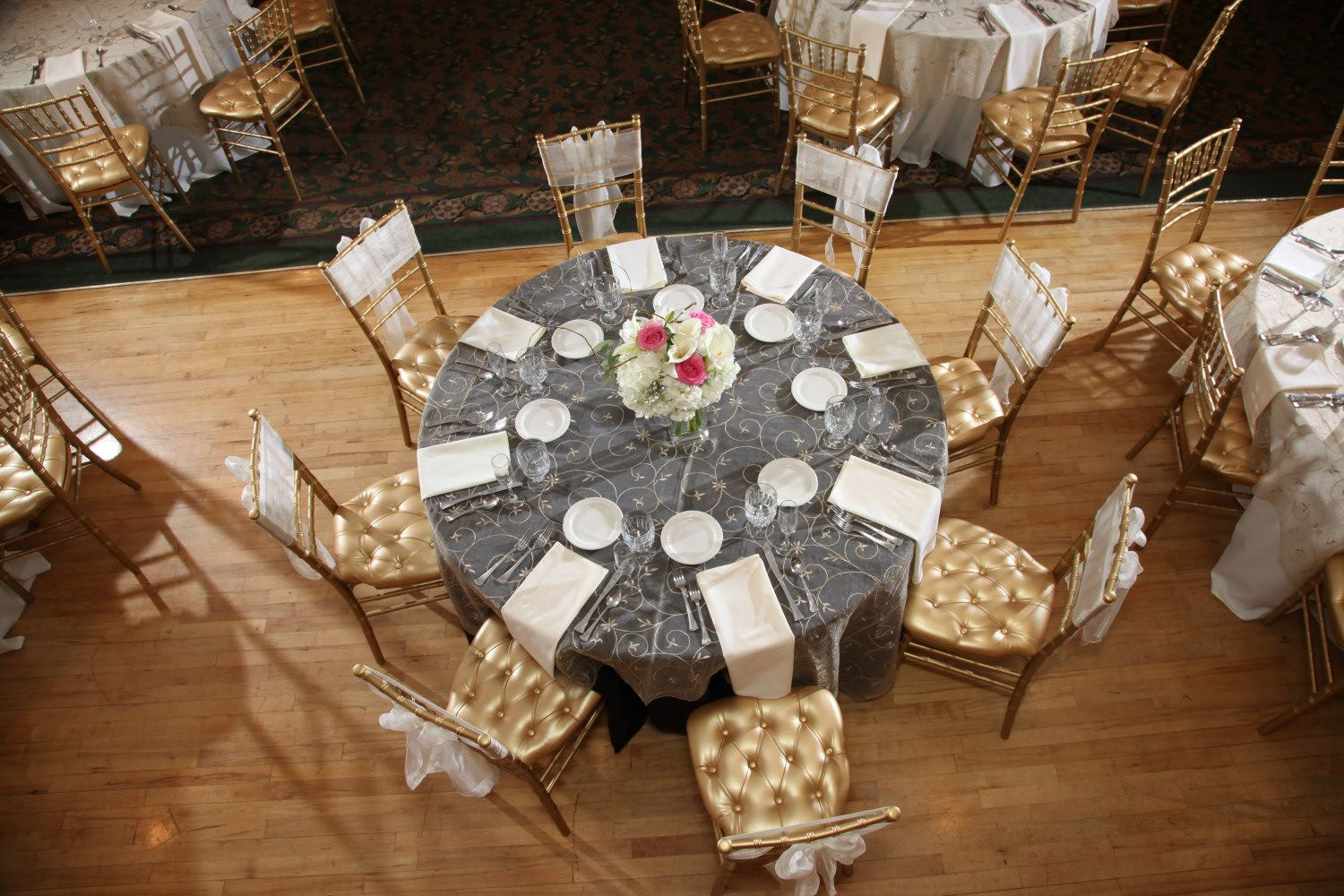 Executive Court Banquet Facility - 2