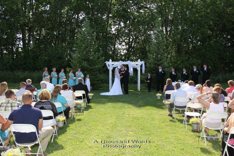 Barn N Bunk, Trenton, Ohio, Wedding Venue