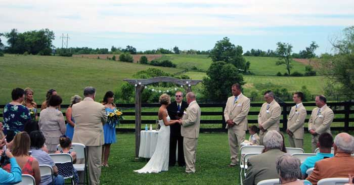 Moonlight Fields Wedding Farm - 1