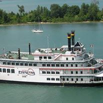 Detroit Princess Riverboat - 1