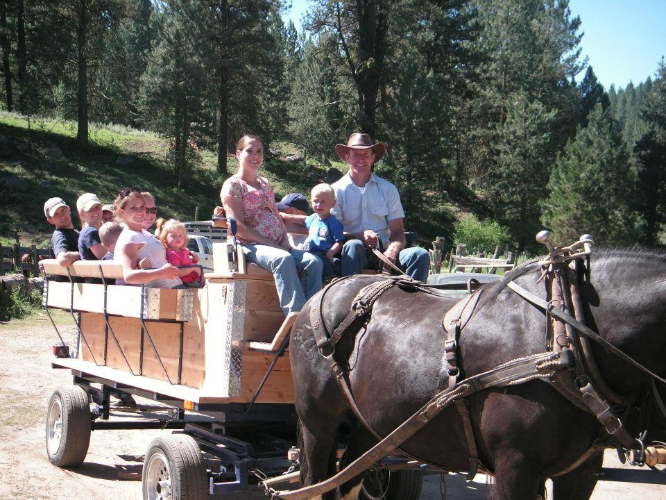 Idaho Guest Ranch - Lazy R Ranch - 3