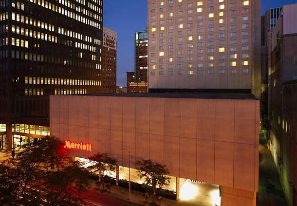 Des Moines Marriott Downtown - 4