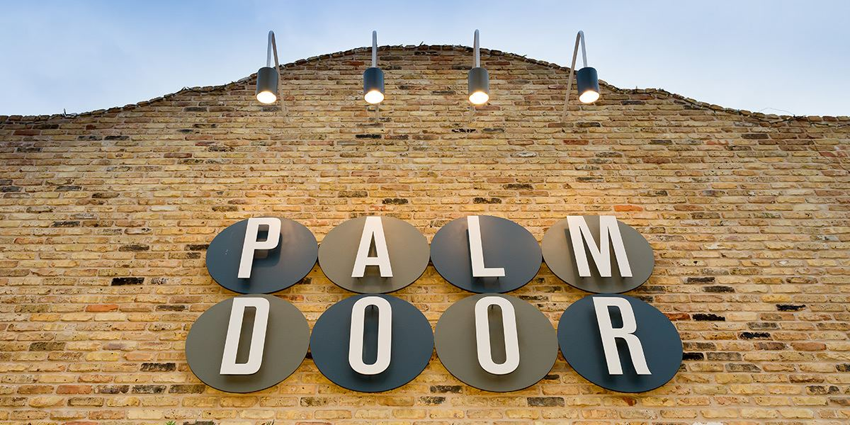 Palm Door On sixth - 3