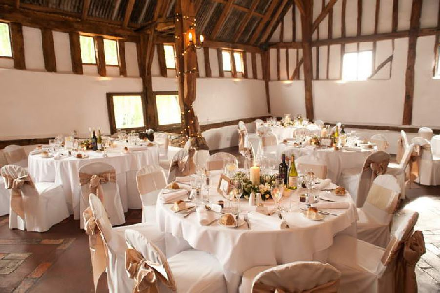 Smeetham Hall Barn - 6