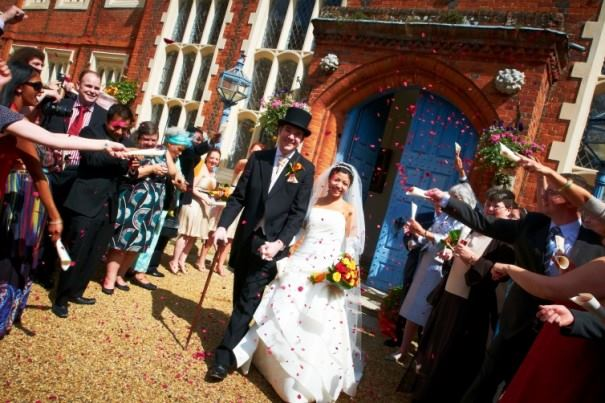 Gosfield Wedding Hall Venue - 3