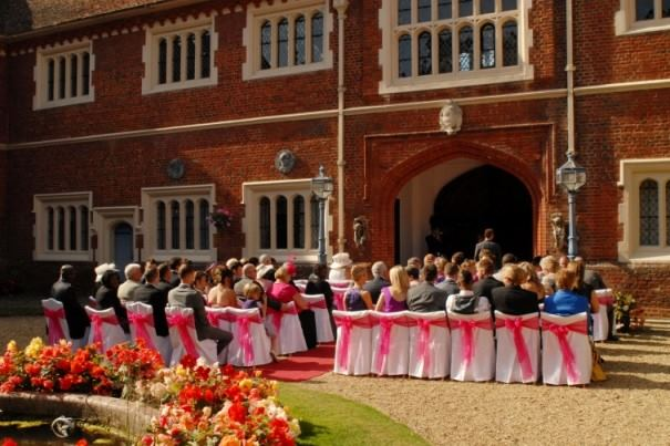 Gosfield Wedding Hall Venue - 2
