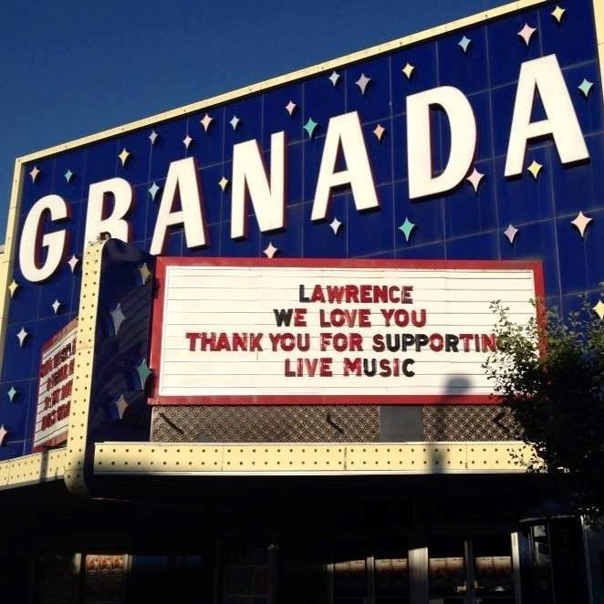 The Granada Theater - 2