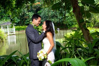 Haiku Gardens Wedding - 1