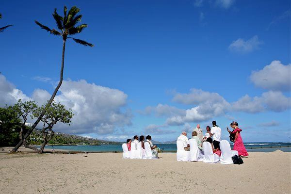 A Wedding In Hawaii - 3