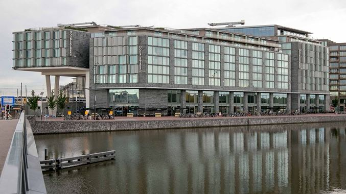 DoubleTree by Hilton Amsterdam Centraal Station - 2