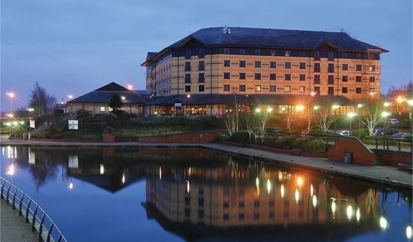 Copthorne Hotel Merry Hill-Dudley - 2