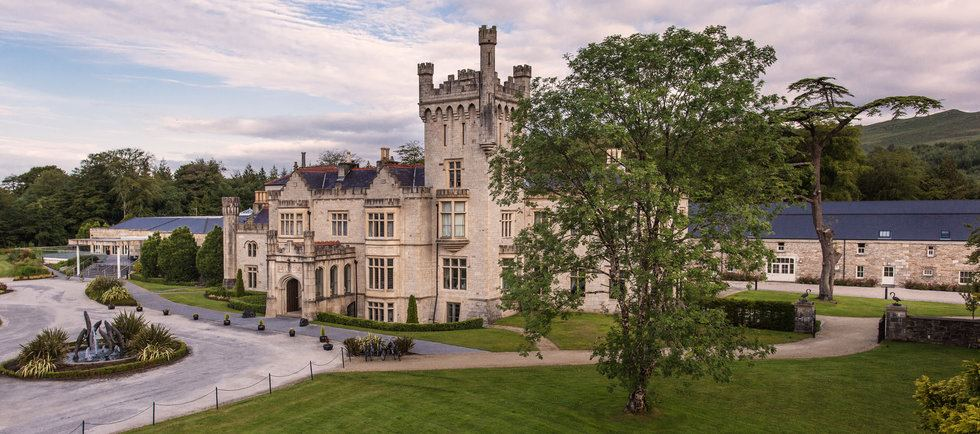 Lough Eske Castle - 1