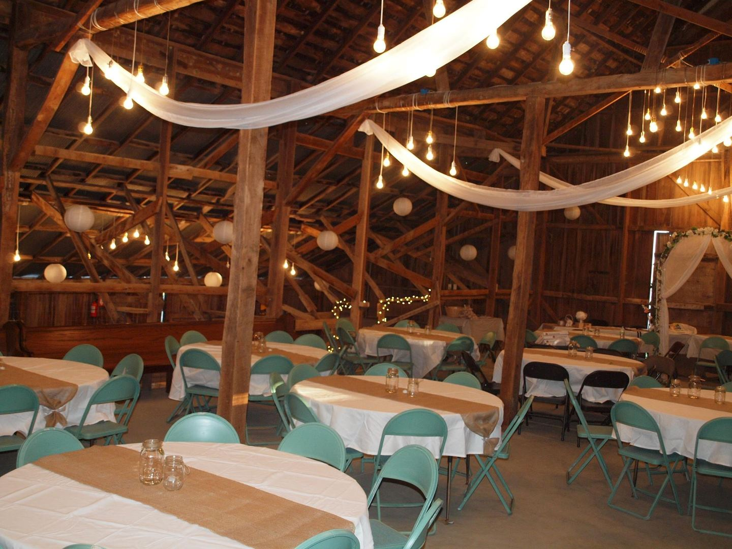 Just The Place Barn Weddings - 5