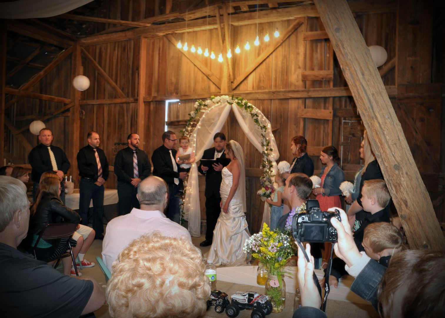 Just The Place Barn Weddings - 7