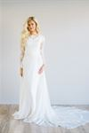 Esila Bridal Modest Gowns - 2