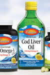Carlson Olive Oil and Omega -3's - 3