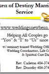 Becker of Destiny Marriage Services - 1