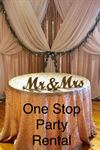 One Stop Party Rental - 1
