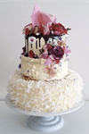 Unbirthday Wedding Cakes - 7