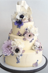 Unbirthday Wedding Cakes - 6