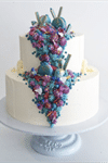 Unbirthday Wedding Cakes - 5