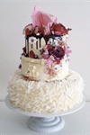 Unbirthday Wedding Cakes - 4