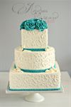 Perfect Wedding Cake - 3