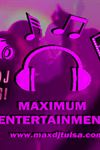 Maximum Entertainment Music DJ's and Photo Booths - 1