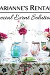 Marianne's Rentals for Special Events - 1