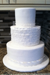 Stacked Akron Cakes - 6
