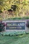 Highland Country Club - 1