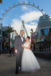 High Roller Weddings at The Linq - 2