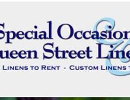 Special Occasions & Queen Street Linens, in Lancaster, Pennsylvania