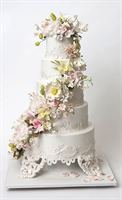 Birminghams The Privileged Bride Exclusive Wedding Cake Designs LLC., in Birmingham, Alabama