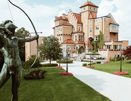 Hotel Schloss Monchstein is a  World Class Wedding Venues Gold Member