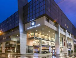 Wyndham Grand Salzburg is a  World Class Wedding Venues Gold Member