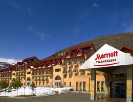 Tsaghkadzor Marriott Hotel is a  World Class Wedding Venues Gold Member
