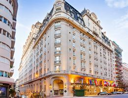 Alvear Palace Hotel is a  World Class Wedding Venues Gold Member