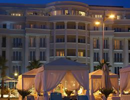 Palace Hotel & Spa is a  World Class Wedding Venues Gold Member