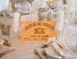 Chateau Soulac is a  World Class Wedding Venues Gold Member