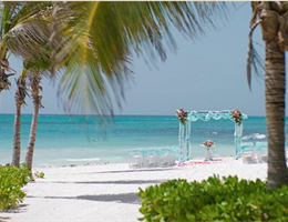 Dreams Sands Cancun is a  World Class Wedding Venues Gold Member