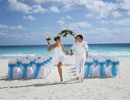 Occidental Tucancun is a  World Class Wedding Venues Gold Member